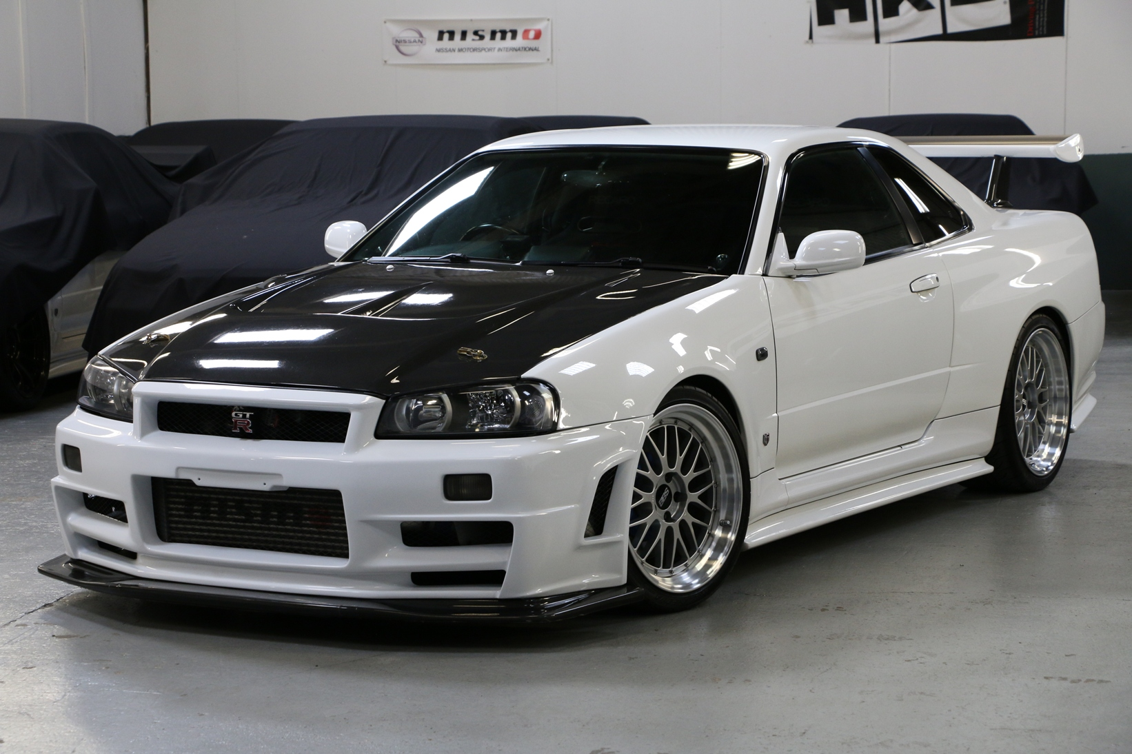 Nissan Skyline R34 GT-R tuned by Phoenix Power :: High