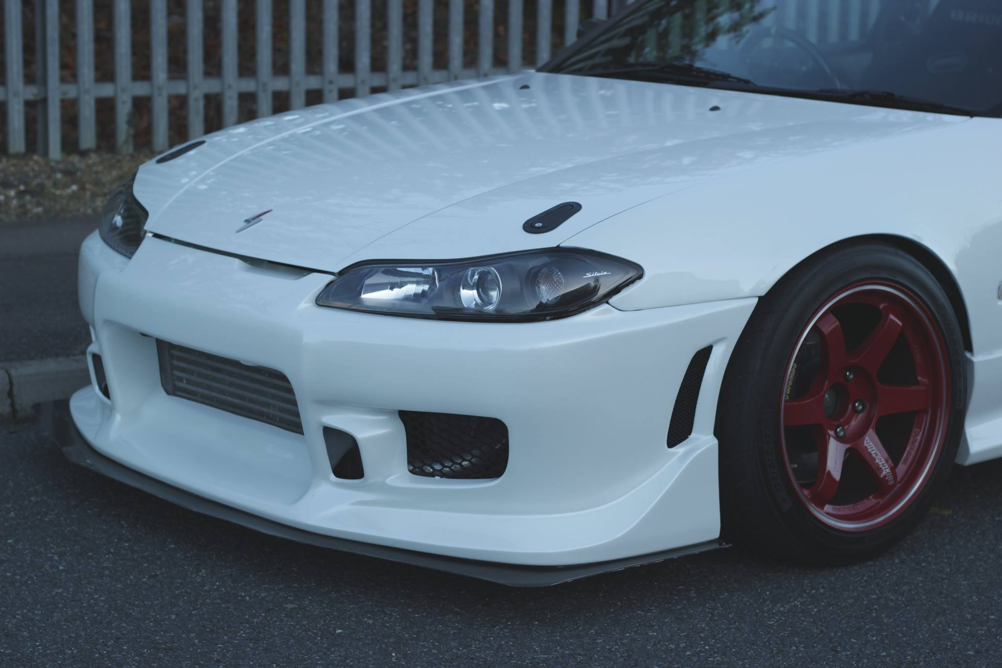 Nissan Silvia S15 Spec R Road and Track High Import Performance