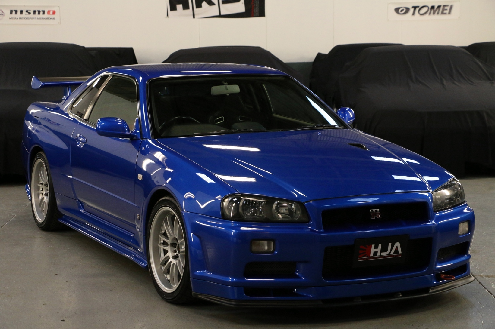 Nissan Skyline R34 Gt R Vspecii Track Edition High